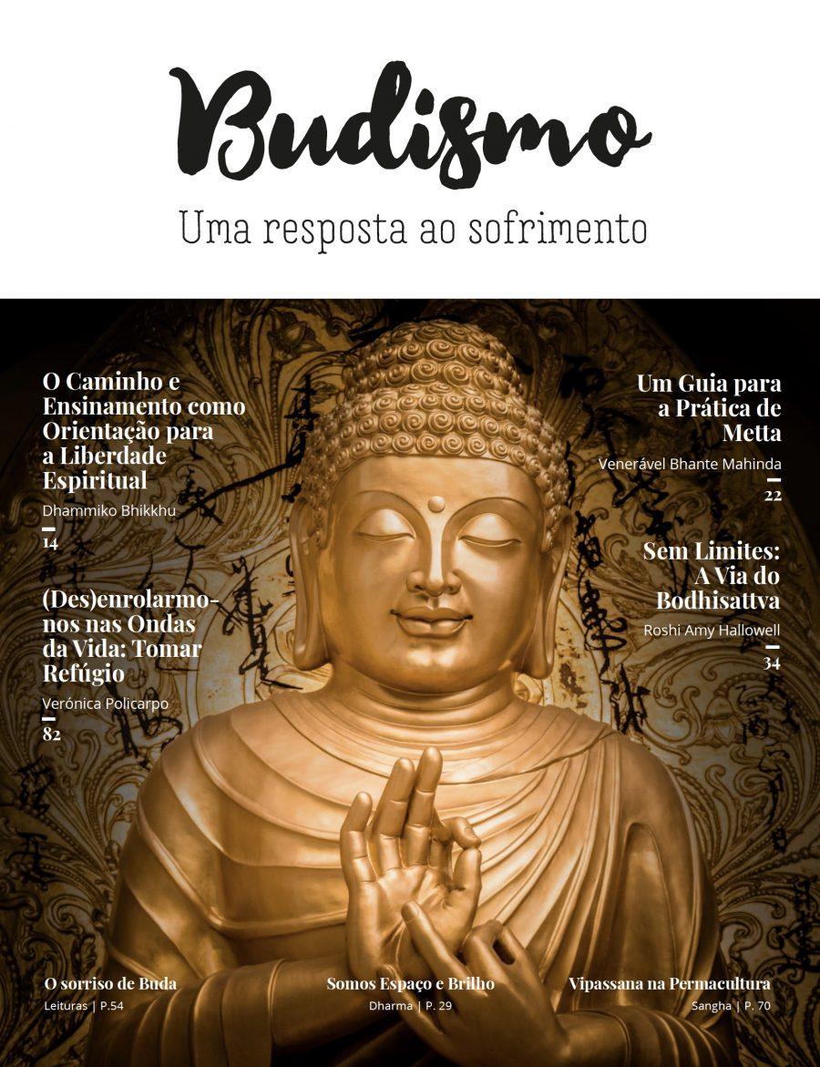 Revista #2 Dezembro 2020 - Budismo, uma resposta ao sofrimento
