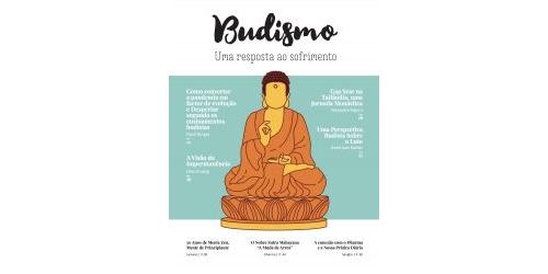 Revista #1 Setembro 2020 - Budismo, uma resposta ao sofrimento