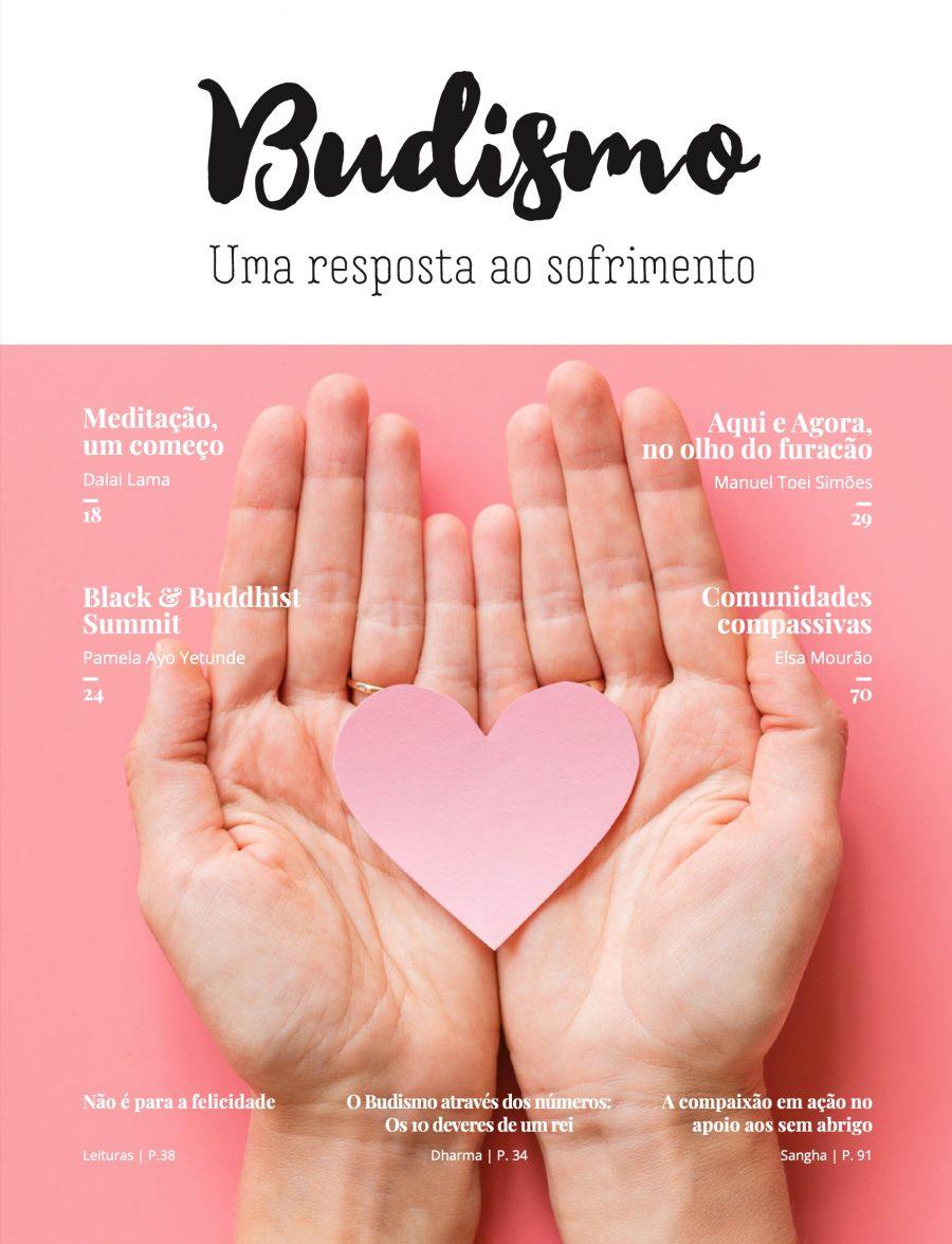Revista #3 Março 2021 - Budismo, uma resposta ao sofrimento